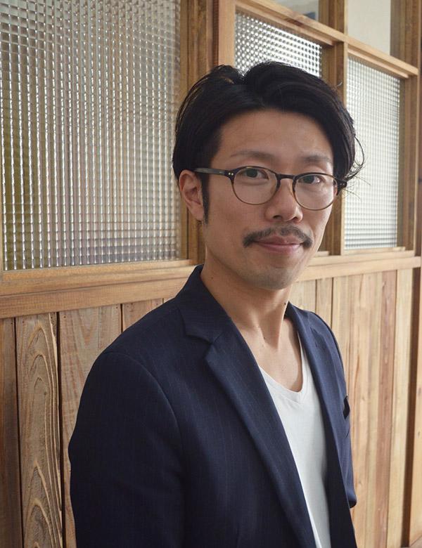 tacca hairオーナー:HIROAKI TANAKA[田中宏明]